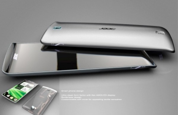 Acer concept phone