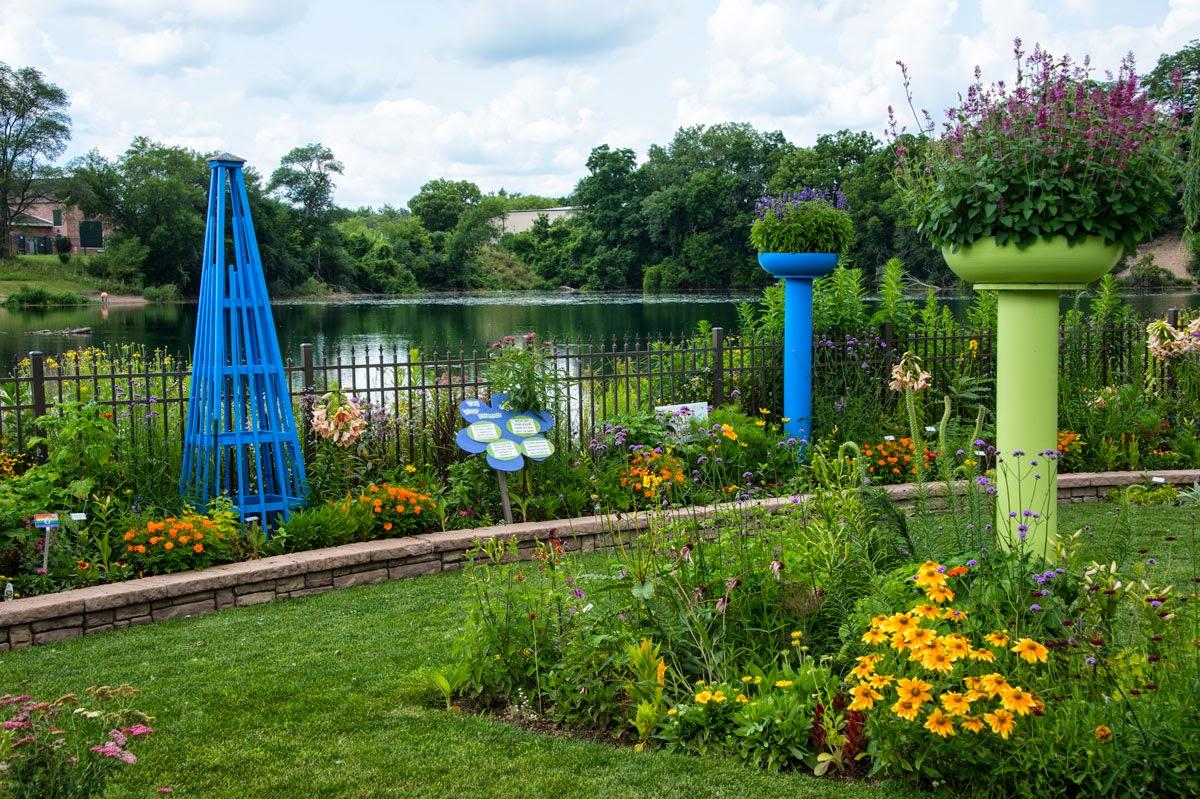 Kissack Adventures Janesville Rotary Botanical Gardens
