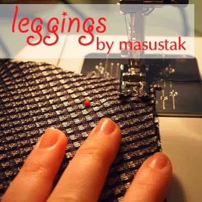 Leggings by masustak
