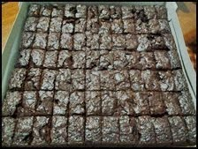 Brownie- tempahan POS diterima