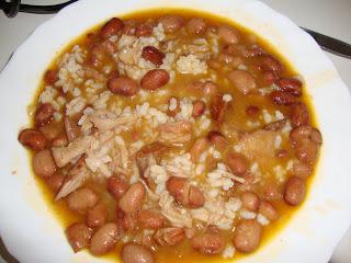 Recetas por puntos recetas por puntos de arroz con - Como cocinar alubias pintas ...
