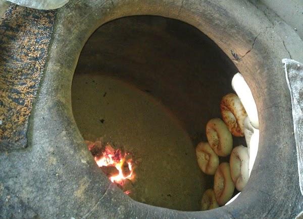 tandır ekmeği ile ilgili görsel sonucu