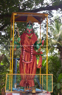 Goddess Kali-Rural-Temple-Ooty-Rural-Area