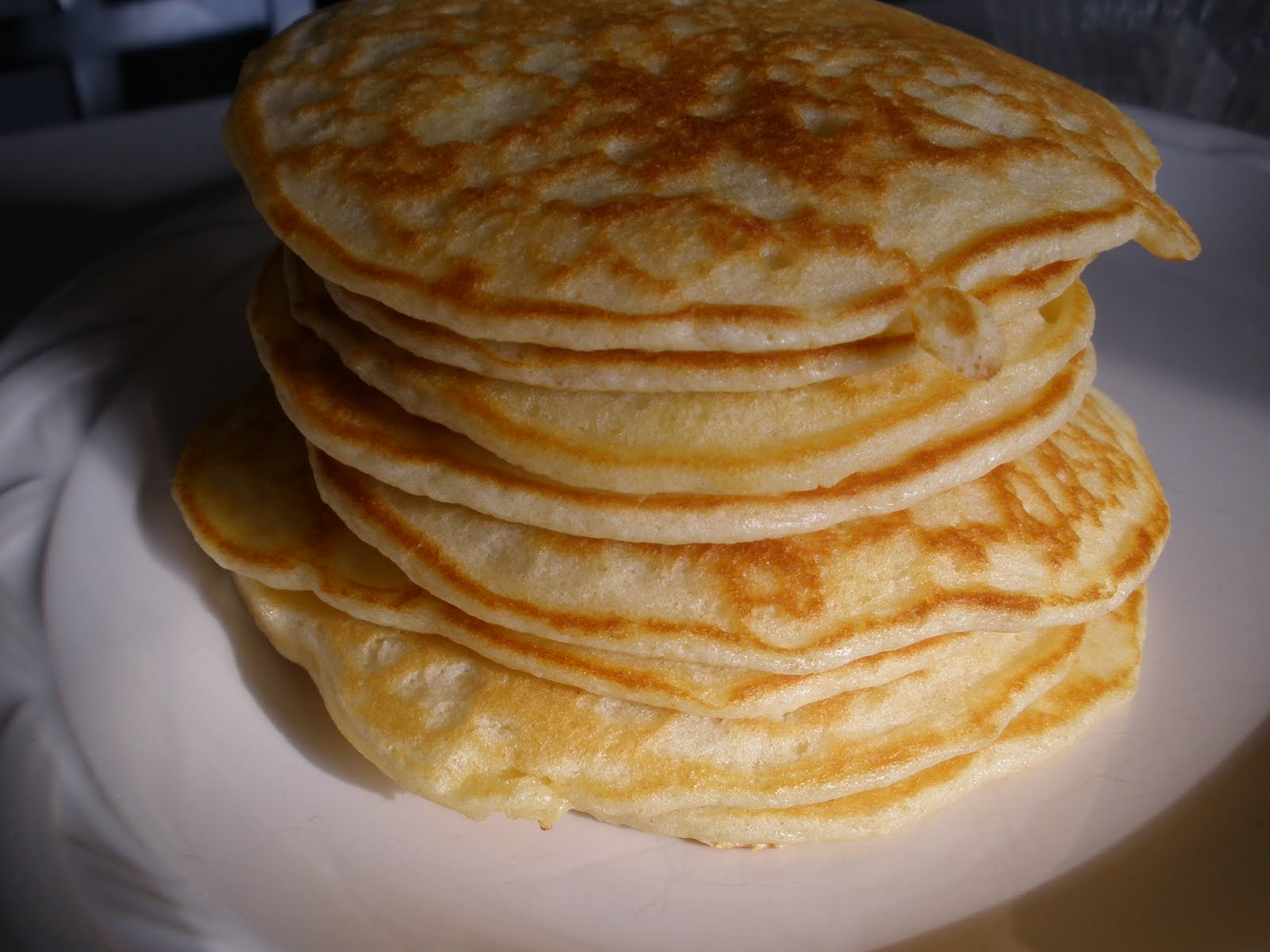 Year of the Pancake: The Secret to Fluffy Pancakes