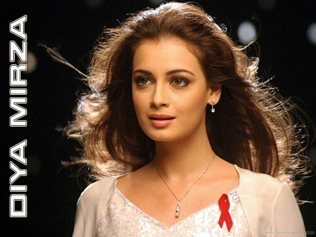 Diya Mirza Actress Wallpapers