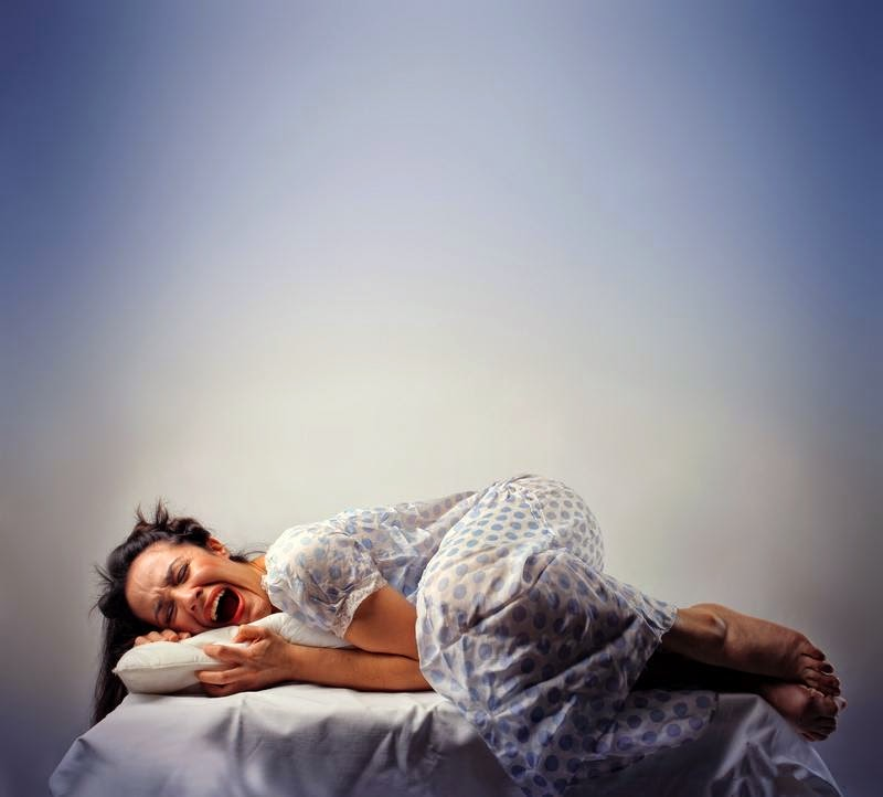 Gangguan Istirahat Tidur Paling Menakutkan