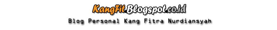 Blog Personal Kang Fitra