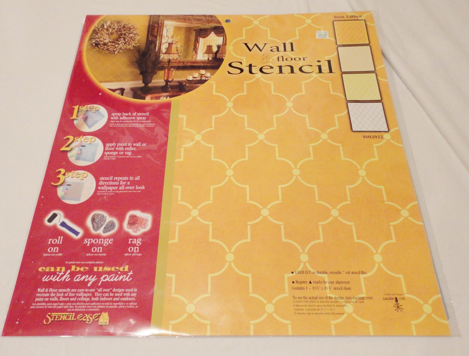 Wall Stencil Patterns Hobby Lobby : Wall paint stencils hobby lobby decal
