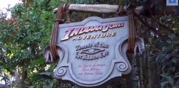 indiana jones adventures ride