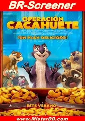 Operación cacahuete (2014) [BR-Screener]