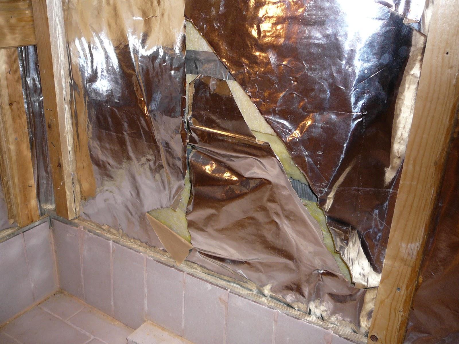 Sauna alumiinipaperi