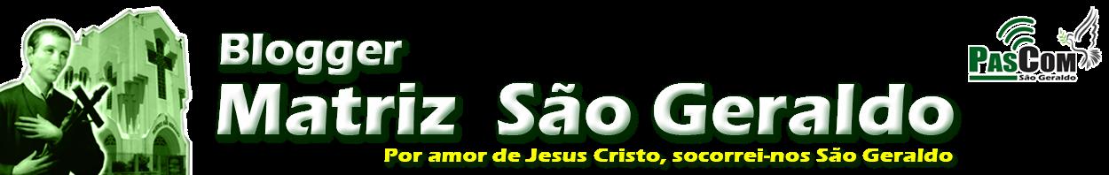 MATRIZ SAO GERALDO