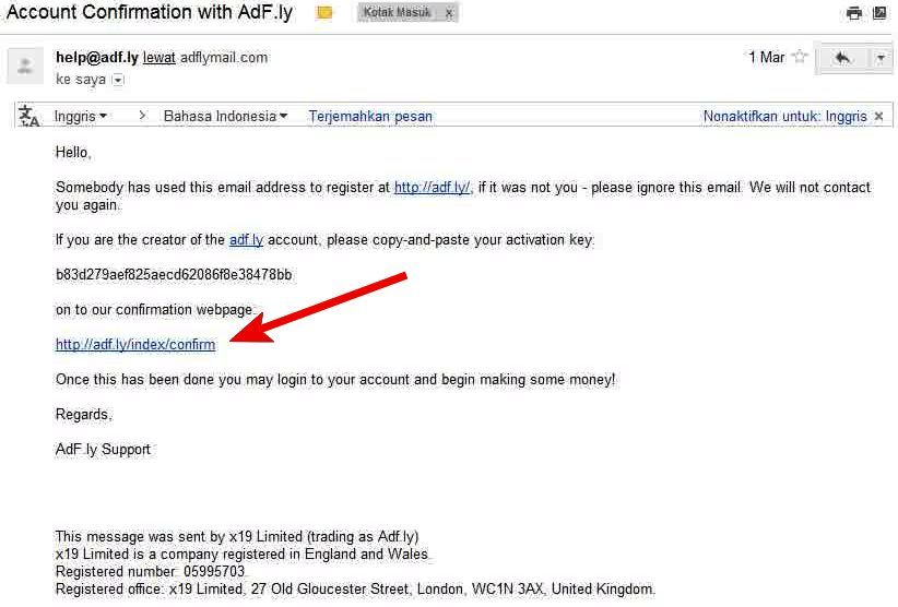 Apa Itu Adf.ly, Apa Keuntungan Menggunakan Adfly Dan Bagaimana Cara Daftar Ke Adf.ly