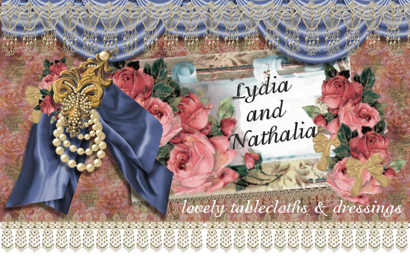 Lydia and Nathalia