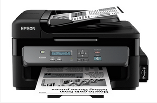how to get mac address of epson xp-200