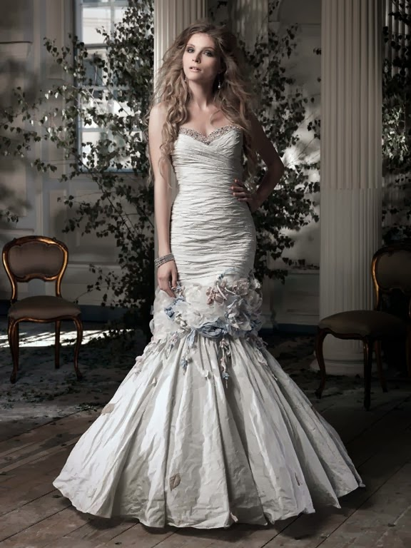 Ian Stuart 2014 Fall Bridal Collection