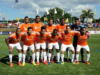 Equipos Liga Dominicana de Fútbol 2015