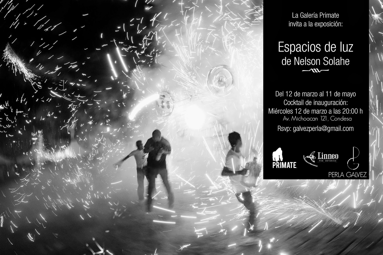 """Inicia exposición """"Espacios de Luz"""" del fotógrafo Nelson Solahe"""