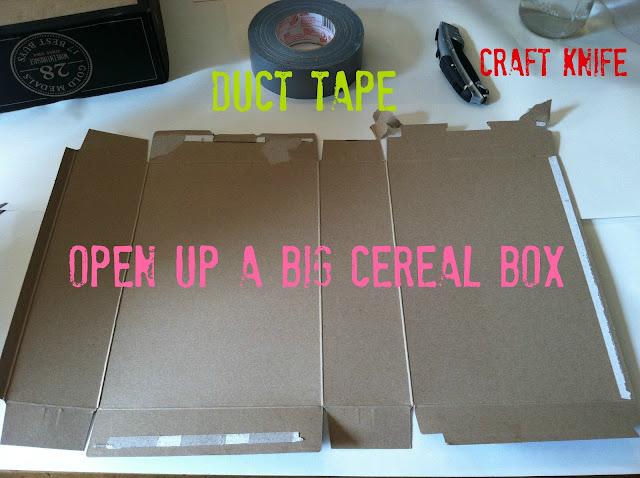 popsicle stick jewelry box instructions