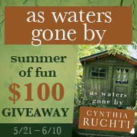 Cynthia Ruchti's Summer of Fun $100 Giveaway
