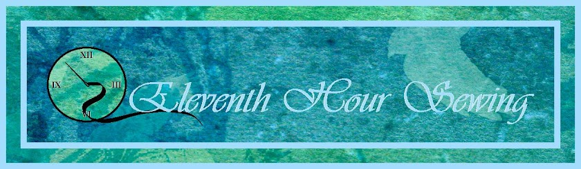 Eleventh Hour Sewing