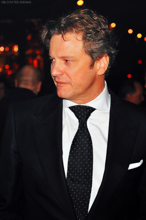 Colin Firth Nigeria