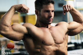 WORKOUT INSPIRATION .NET: Kevin L: New AAG Model