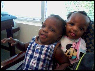 Dayshia and Aleiyah Beckles