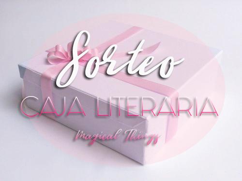 Sorteo Caja literaria Magical Thigs by Miriam