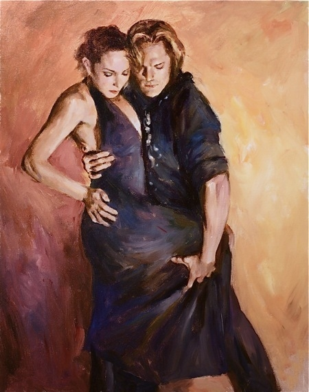 Tony Chow - Chinese Figurative painter