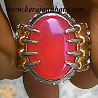 NATURAL RED CARNELIAN CHALCEDONY KODE KB179