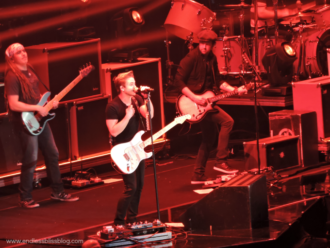 Hunter Hayes Wheels Up Tour