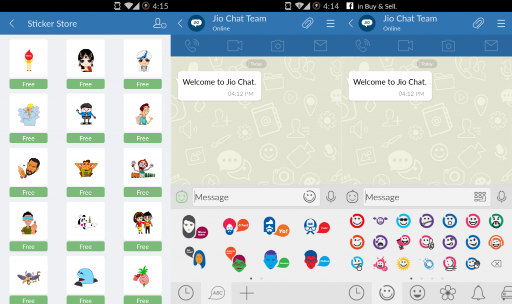 Download Reliance Jio Chat App for PC