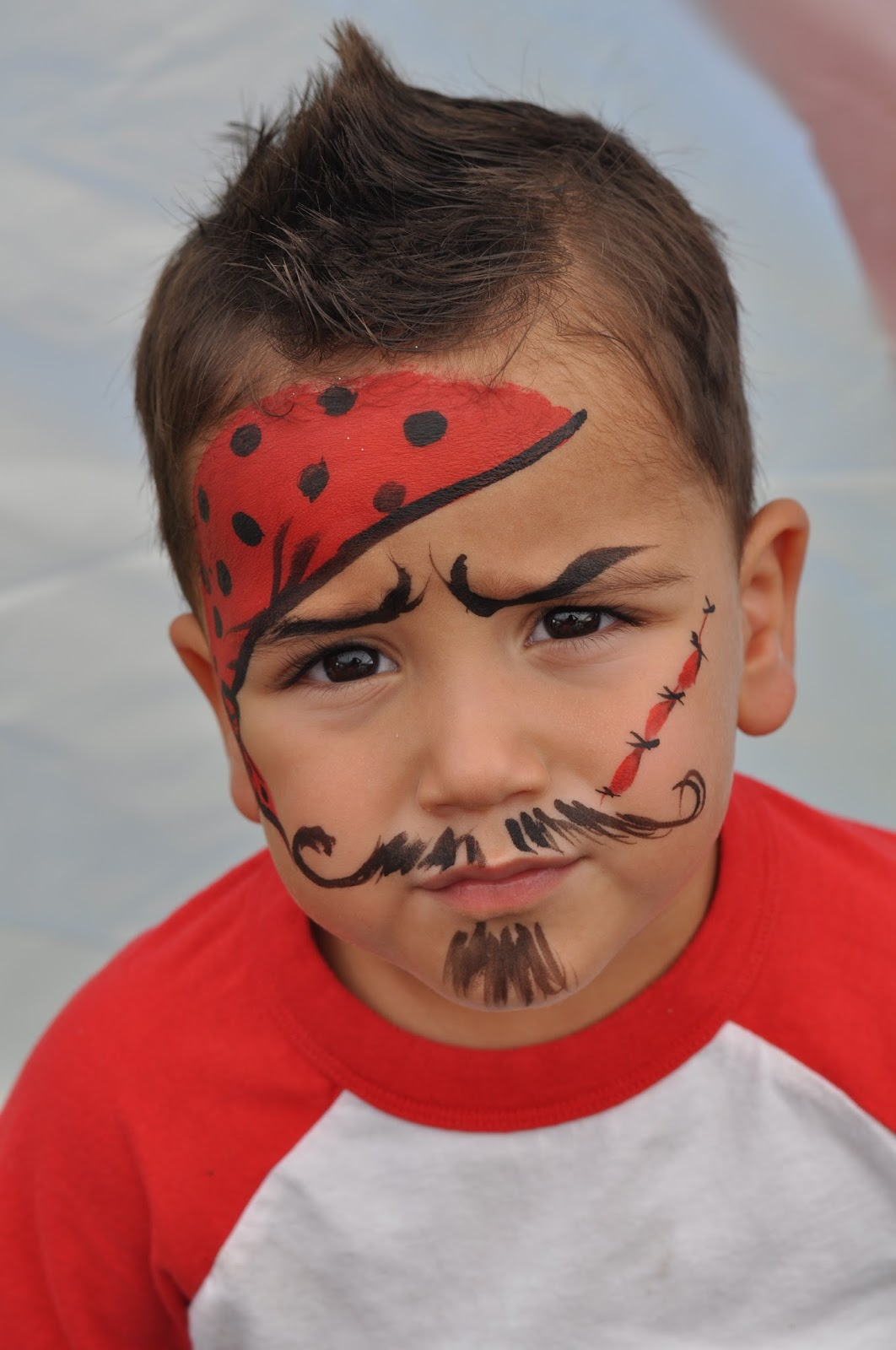 Gallery For gt Simple Face Painting Ideas Chart
