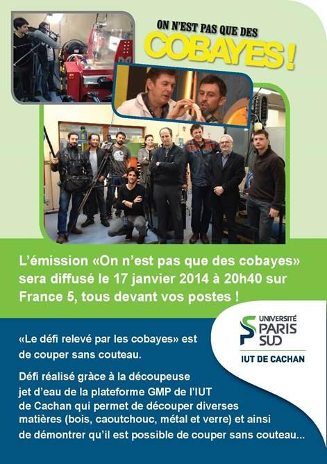 http://www.france5.fr/emissions/on-n-est-pas-que-des-cobayes