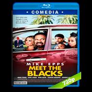 Conociendo a los Blacks (2016) BRRip 720p Audio Dual Latino-Ingles