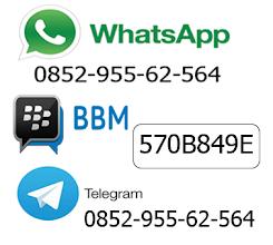 Pin BBM, WhatsApp dan Telegram