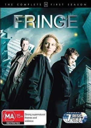 Fringe Séries Torrent Download capa