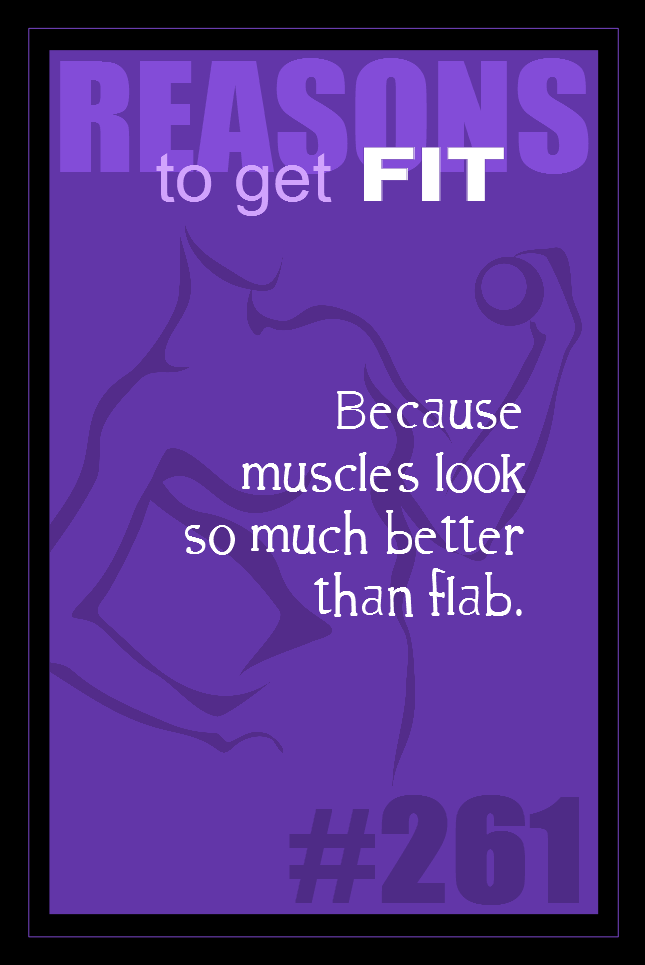 365 Reasons to Get Fit #261
