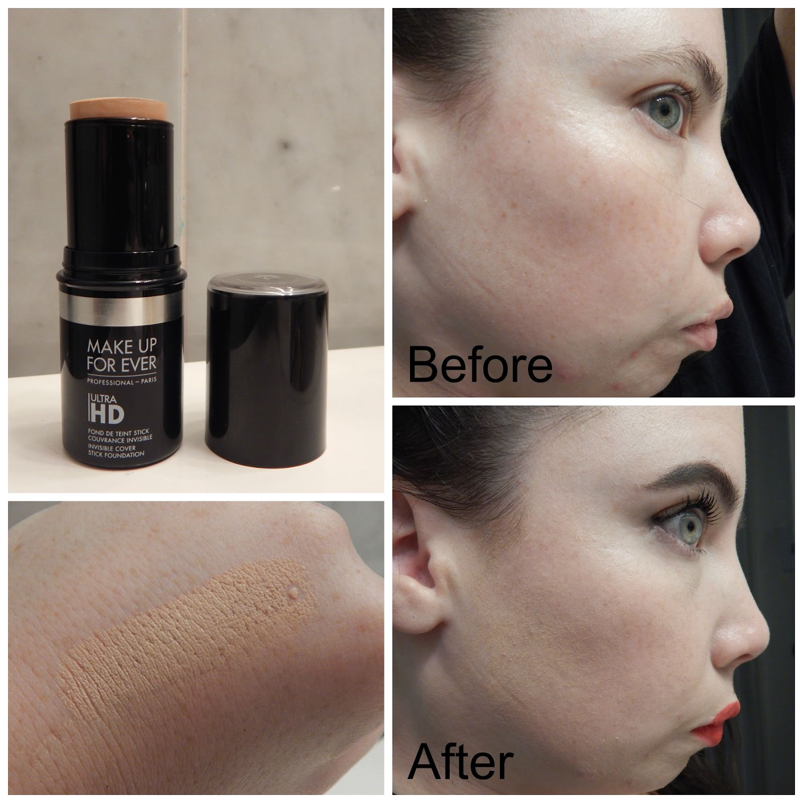 Petite in the City: Review: MAKE UP FOR EVER Ultra HD ...