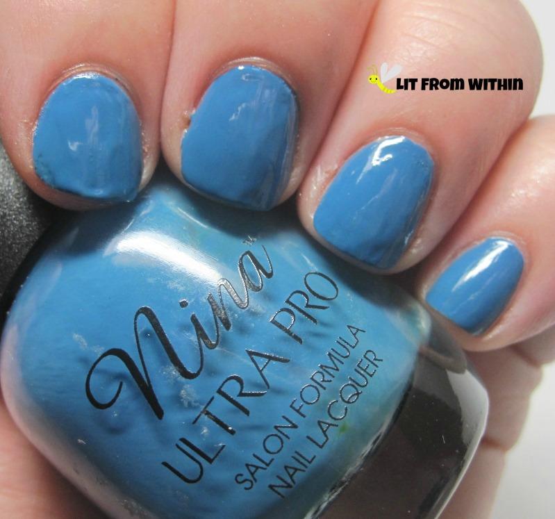 Nina Ultra Pro Blue-La-La