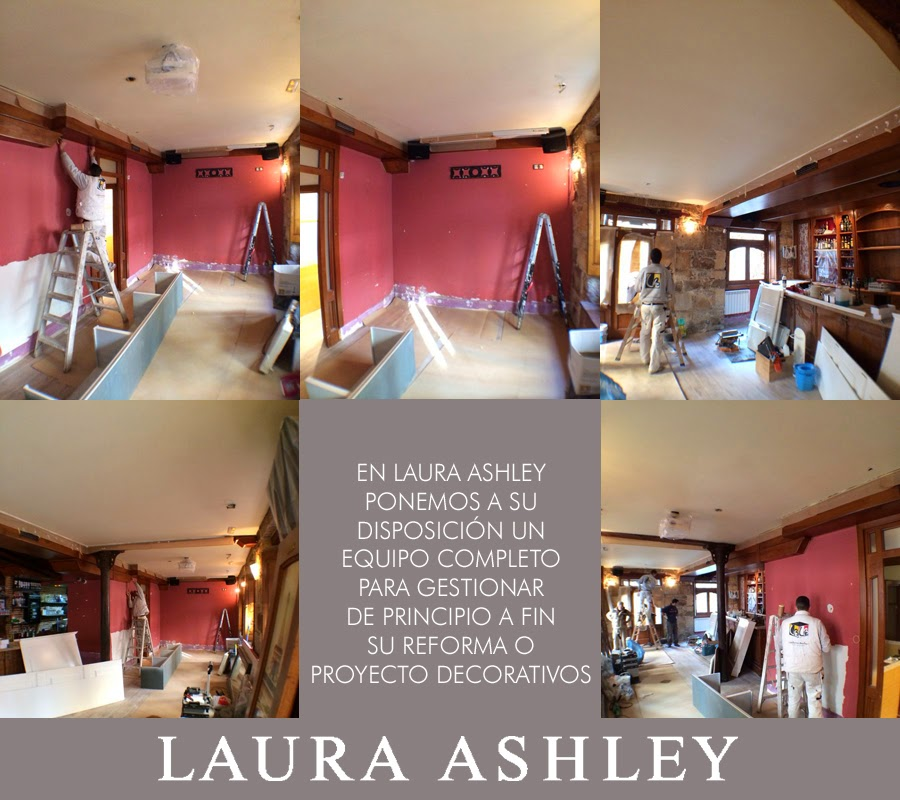Laura Ashley Burgos en La Modernista