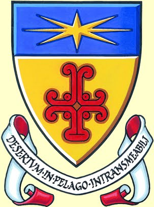 + Our Papa Stronsay Coat of Arms +