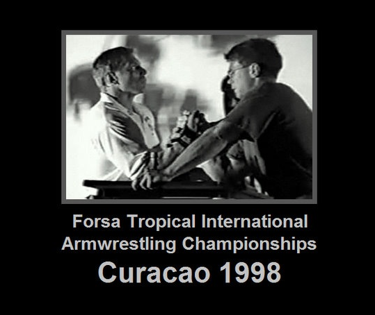 World Champion Arm Wrestling