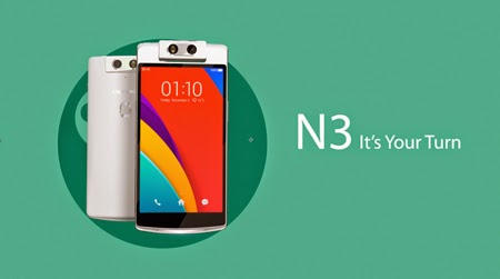 Oppo N3 Full Phone Specifications