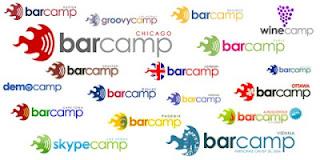 Barcamps logos