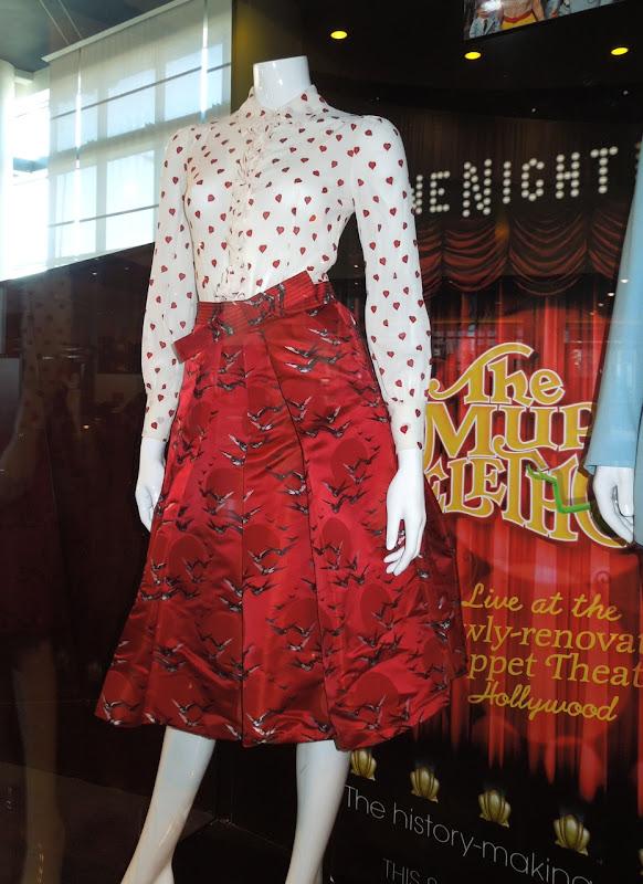 Amy Adams Muppets costume