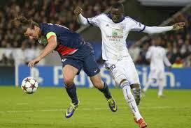 PSG 1 1 Anderlecht ## LES BUTS