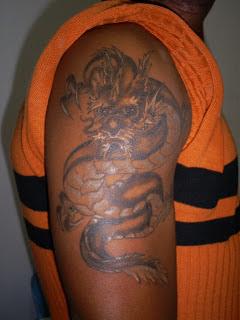 Tatuagens em Pele Negra e Morena