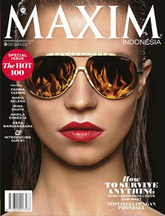 E-Magz MAXIM Indonesia Special Issue The Hot 100